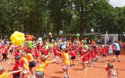 TOZ Tennis & Fun dagen 2021