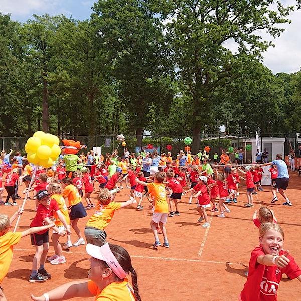 TOZ Tennis & Fun dagen 2021