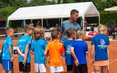 Tennis & Sportkamp in laatste week zomervakantie
